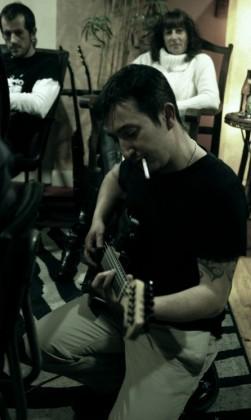 txiki guitarra en rockstudios 01