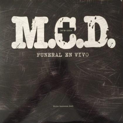 MCD Funeral en vivo The Rockstudios